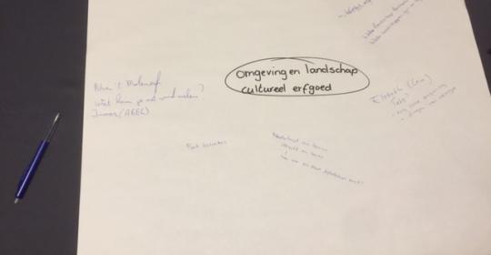 Kunst- en cultuurcommissie: Wie denkt mee?