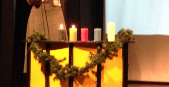 Adventsviering