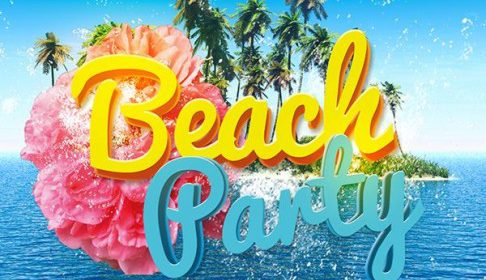 Schoolfeest voor en door ouders vrijdag 9 november 2018 Beach party